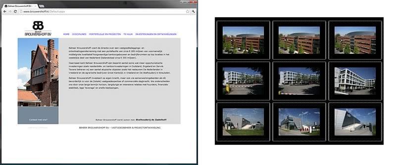 website van Beheer Brouwershoff gemaakt door othersites webdesign bureau Amsterdam
