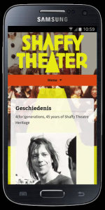 stichting shaffy theater mobile-friendly voorbeeld