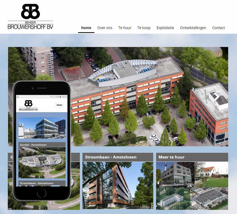 beheer brouwershoff website