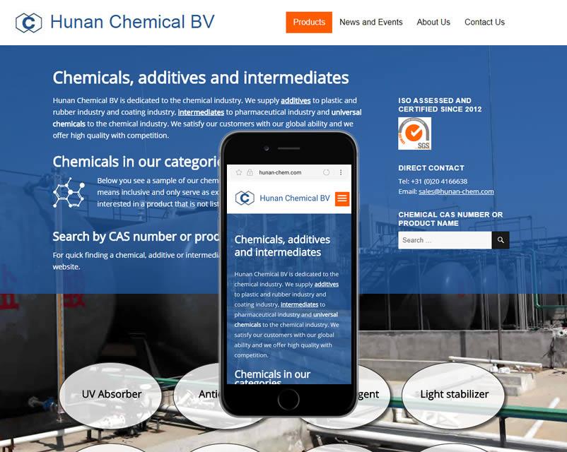 Hunan Chemical BV