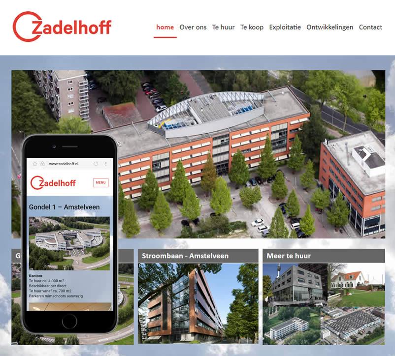 zadelhoff beheer bv website