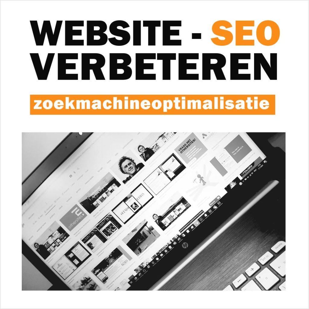 Website Optimaliseren webdesign bureau amsterdam