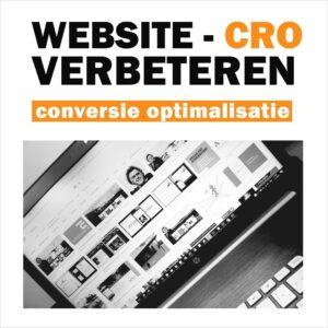 conversie optimalisatie website verbeteren