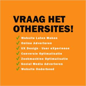 vraag het othersites webdesign bureau amsterdam